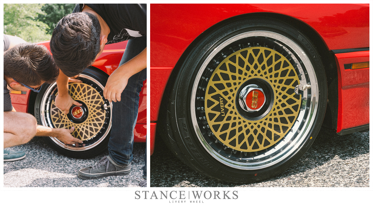 For The Wheel Guys Livery Wheel Stanceworks
