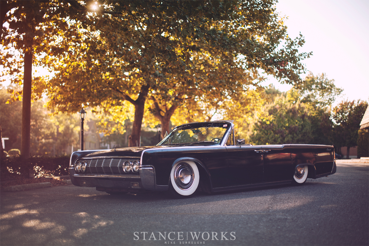 an introduction jason sellers 39 s 1964 lincoln continental drop top sedan. Black Bedroom Furniture Sets. Home Design Ideas