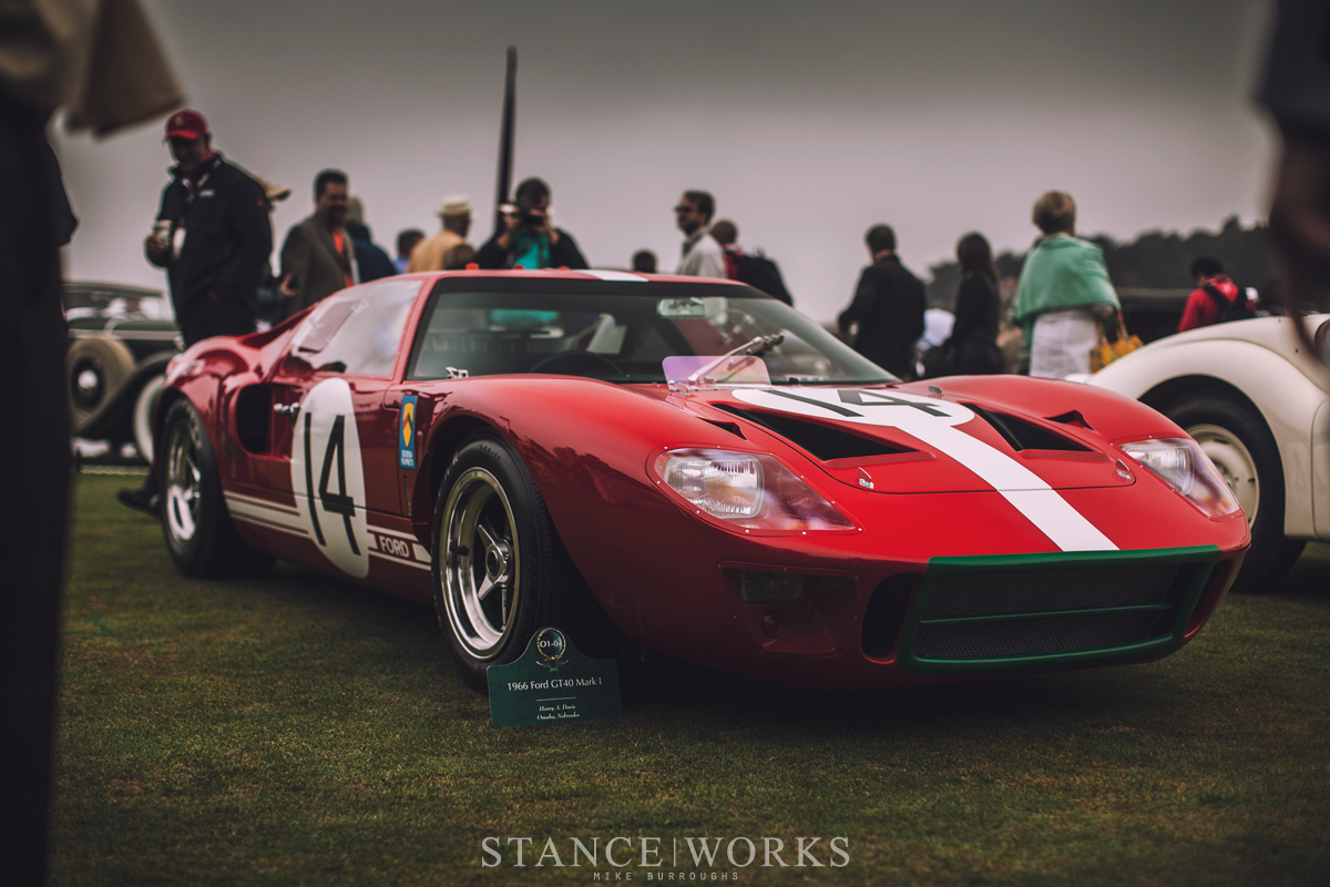 a living legend henry a daviss 1966 ford gt40 mk1 le mans race car - 1966 Ford Gt40 Mk1