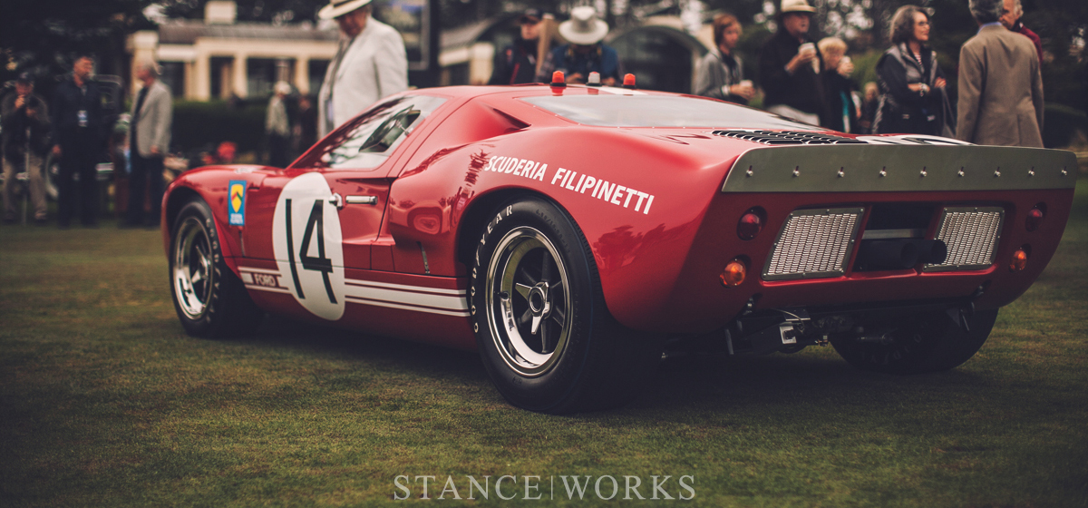 A Living Legend - Henry A Davis's 1966 Ford GT40 MK1 Le Mans Race Car
