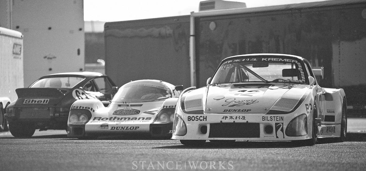 Legends Reborn The Rolex Monterey Motorsport Reunion