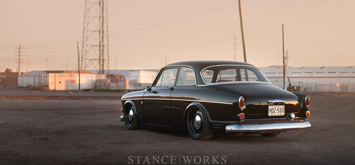 A Scandinavian Simplicity - Keith Ross's 1966 Volvo Amazon