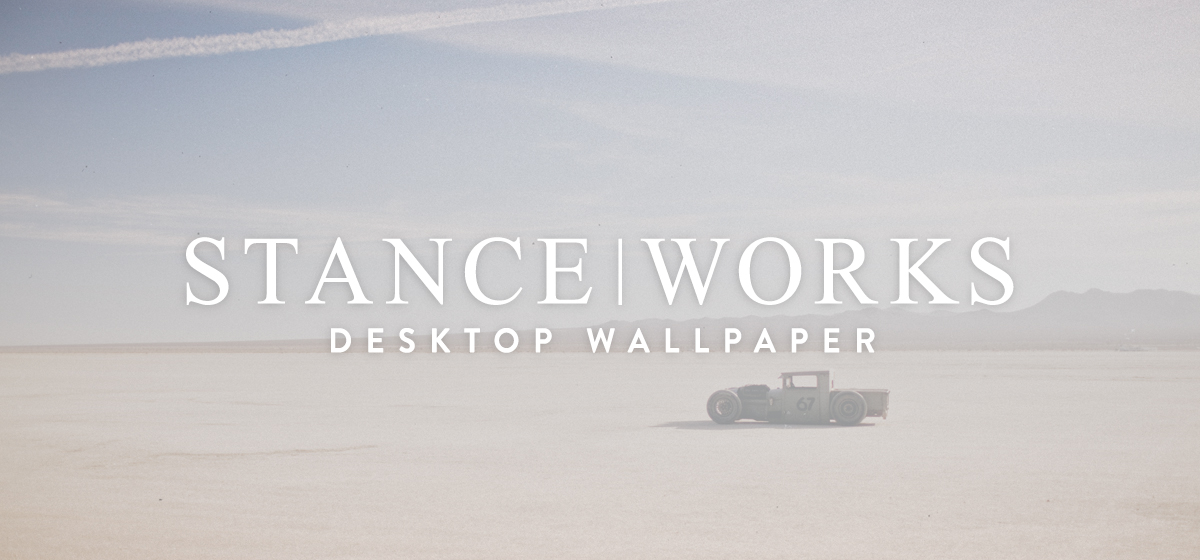 StanceWorks Wallpaper - The S|W Model A