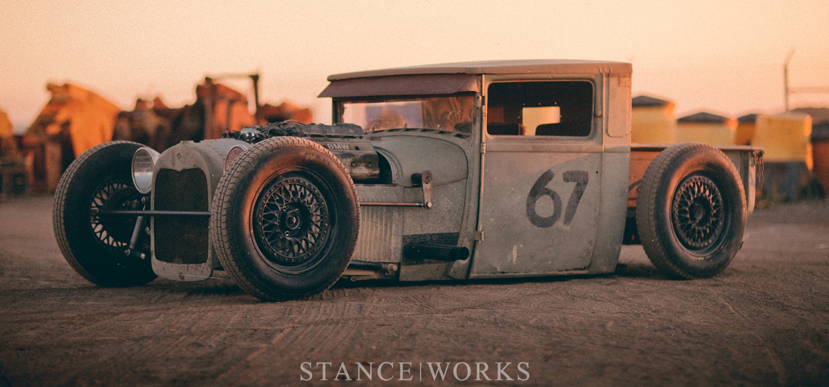 The StanceWorks Model A hits the Auction Block - Its Time to Rebuild ...