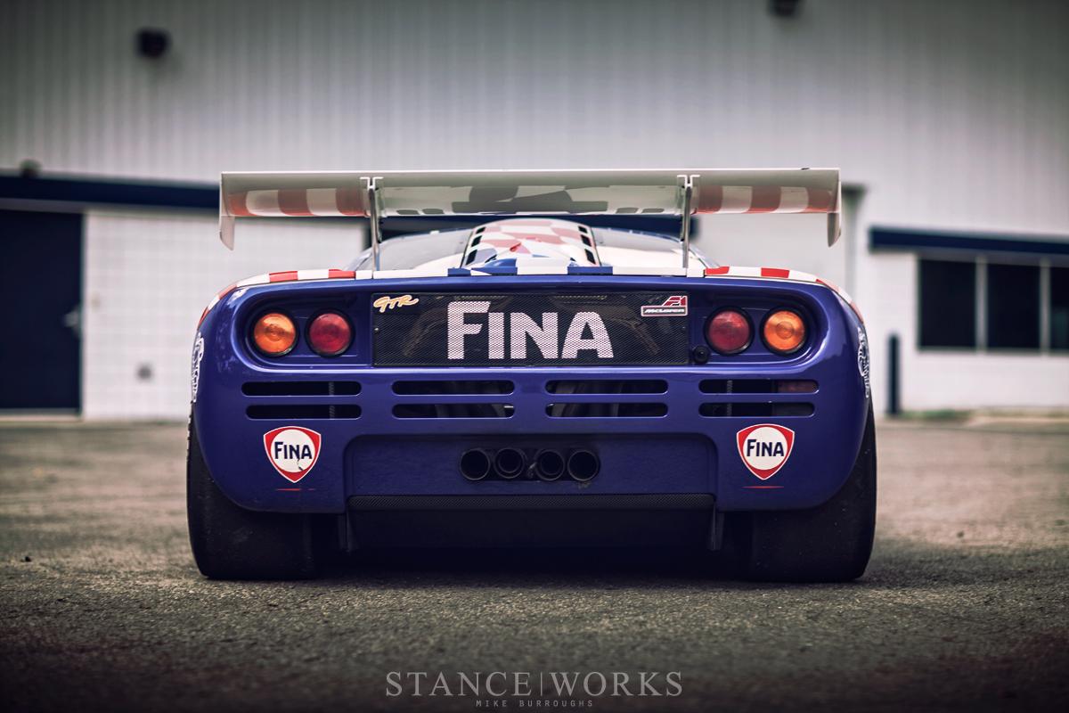 The McLaren F1 GTR #17R - StanceWorks