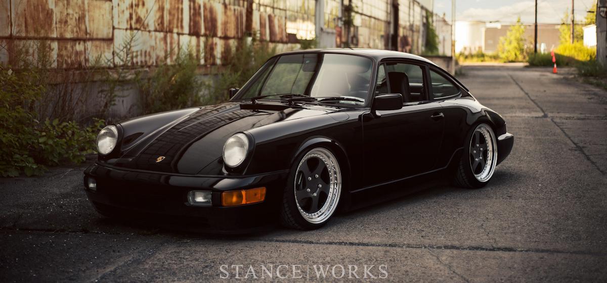 964 Club Jason Morabitos Porsche 964