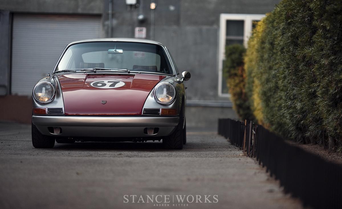Magnus Walker Porsche 67S
