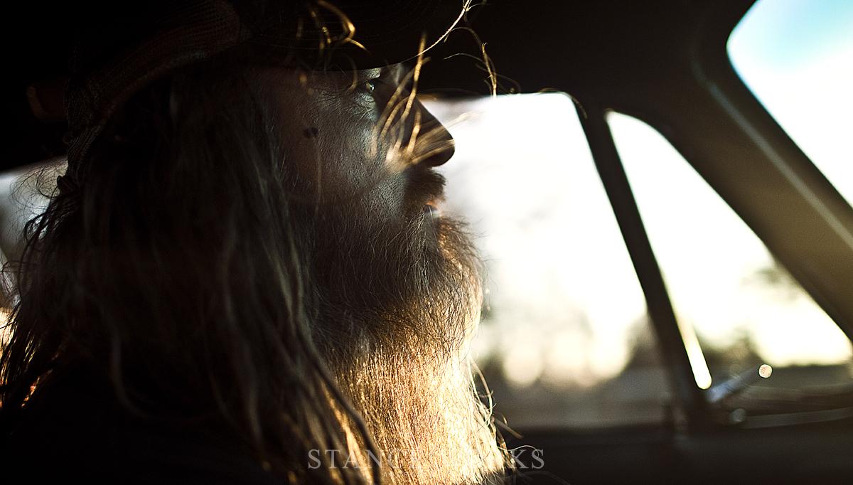 magnus walker driving