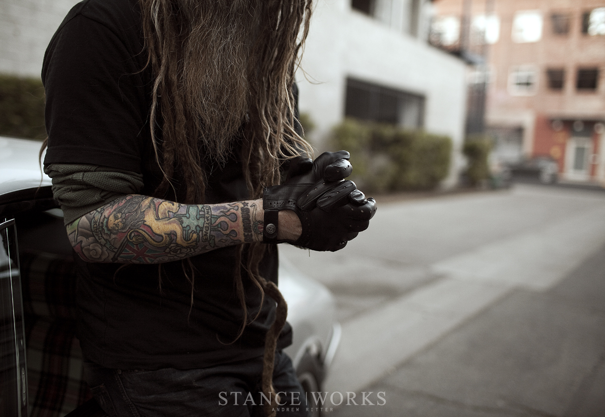 magnus walker lowly gentlemen driving gloves