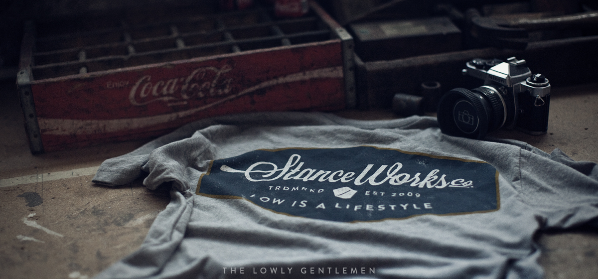 New Shirts from The Lowly Gentlemen
