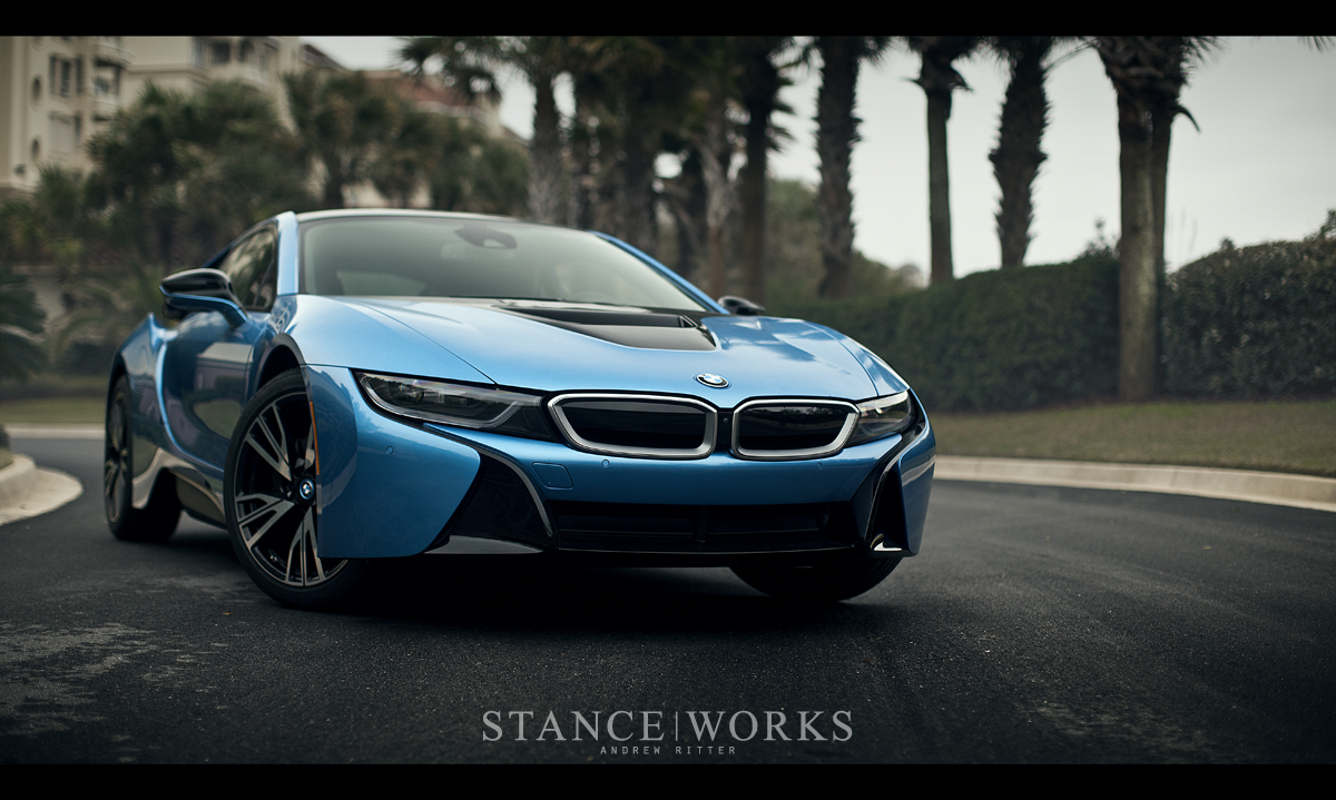 BMW I8 efficiency