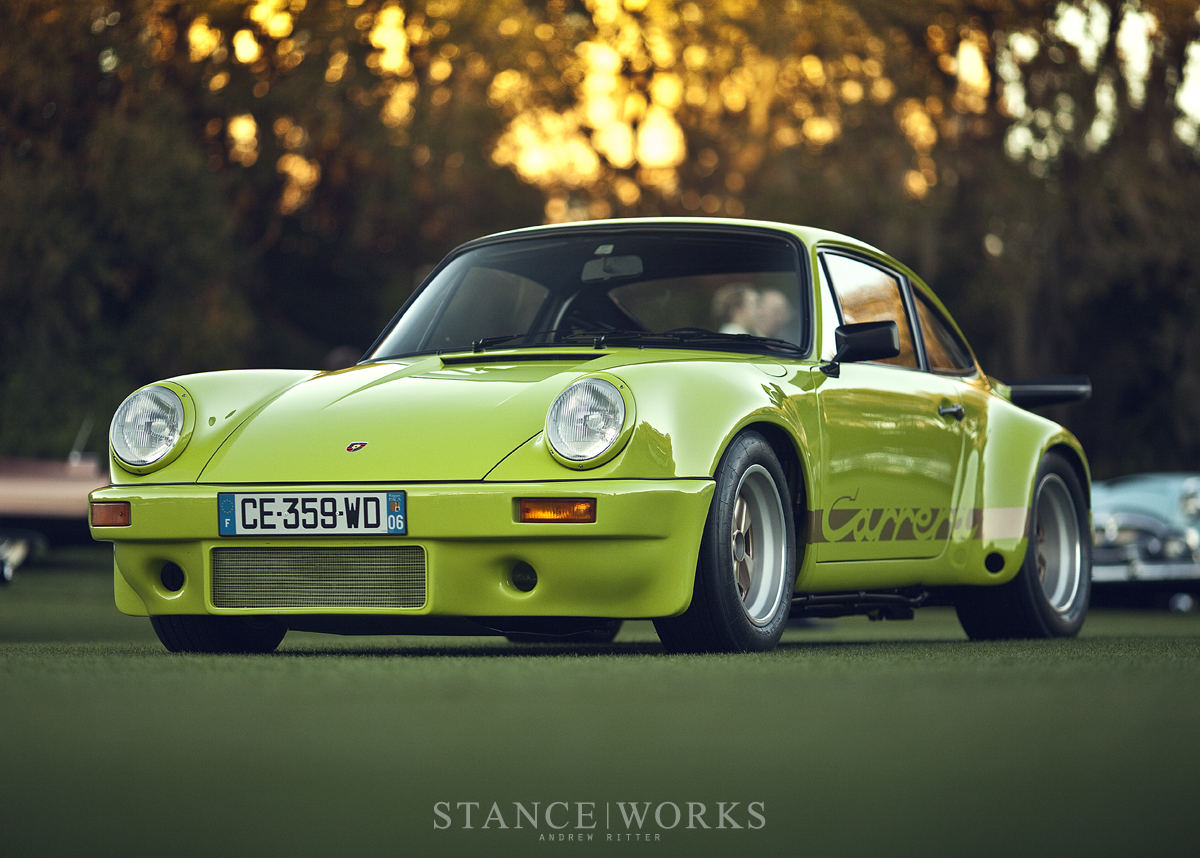 admiring an icon the 1974 porsche 3 0 rs stanceworks. Black Bedroom Furniture Sets. Home Design Ideas