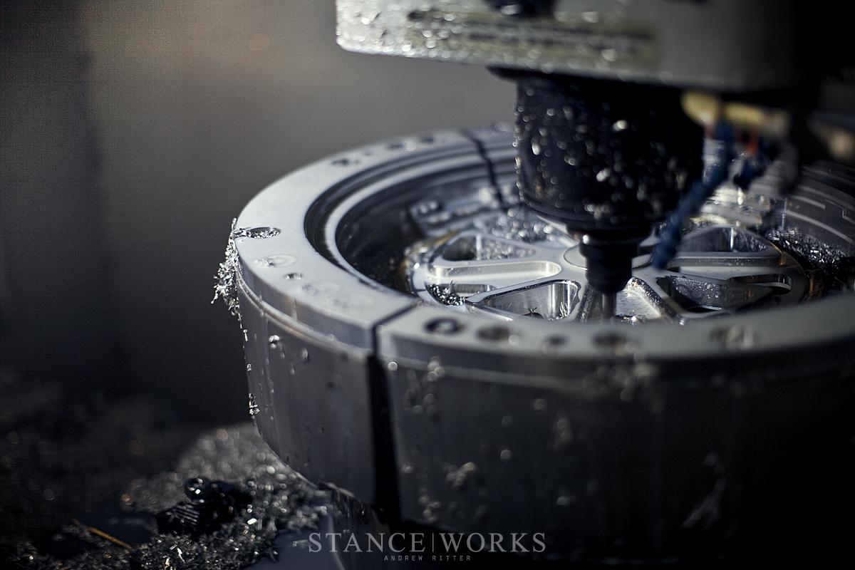 Magnus Walker Wheel production fifteen52