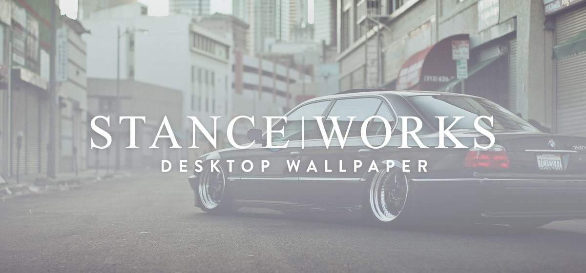 STANCEWORKS Wallpaper - Laid Out in LA