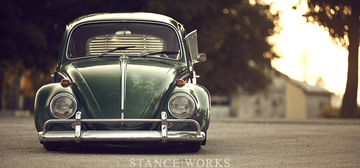 Revisiting an Old Friend - Paul Carlon's 1965 Volkswagen Beetle Type 1