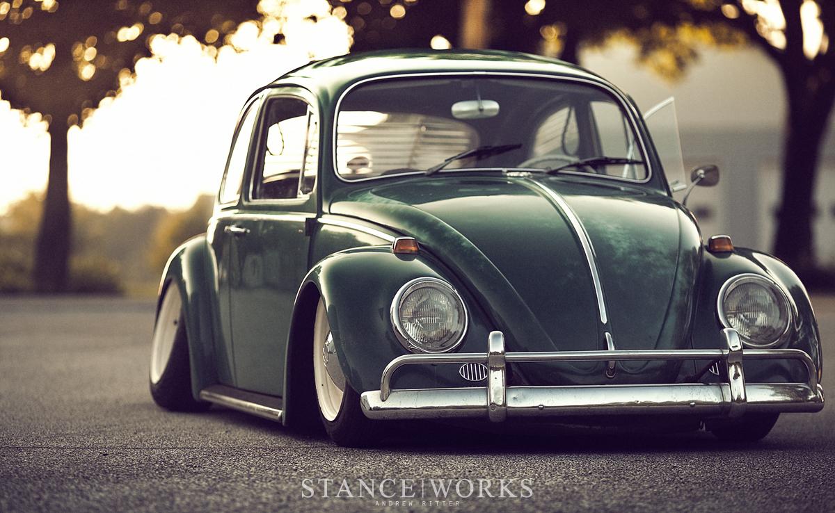 stance works paul 39 s static volkswagen beetle. Black Bedroom Furniture Sets. Home Design Ideas