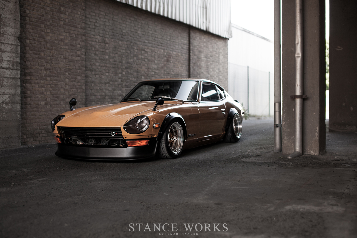 chasing the right one john sandras 39 s 1971 datsun 240z. Black Bedroom Furniture Sets. Home Design Ideas