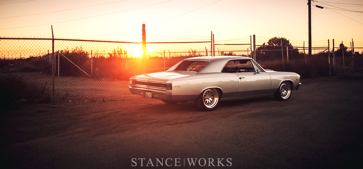 Taking Silver over Gold - Anthony Herrera's 1967 Chevrolet Chevelle