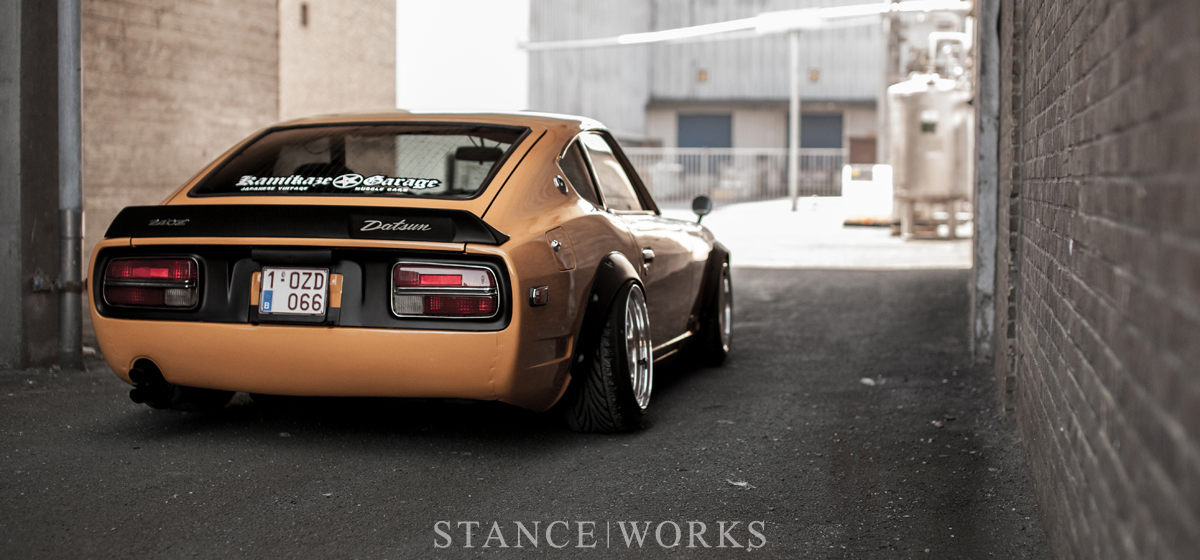 "Chasing The ""Right One"" - John Sandras's 1971 Datsun 240Z"