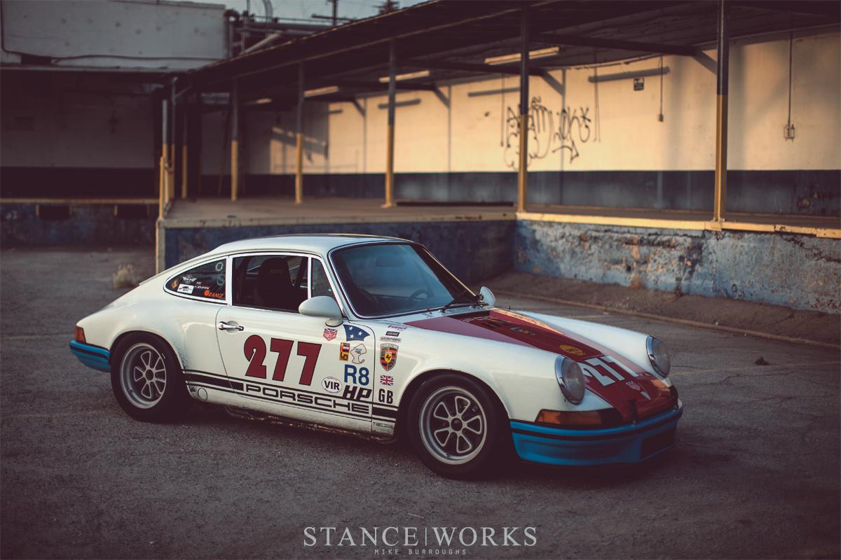 """Cars For Sale Los Angeles >> StanceWorks - Magnus Walker's 1971 Porsche 911 """"277"""""""