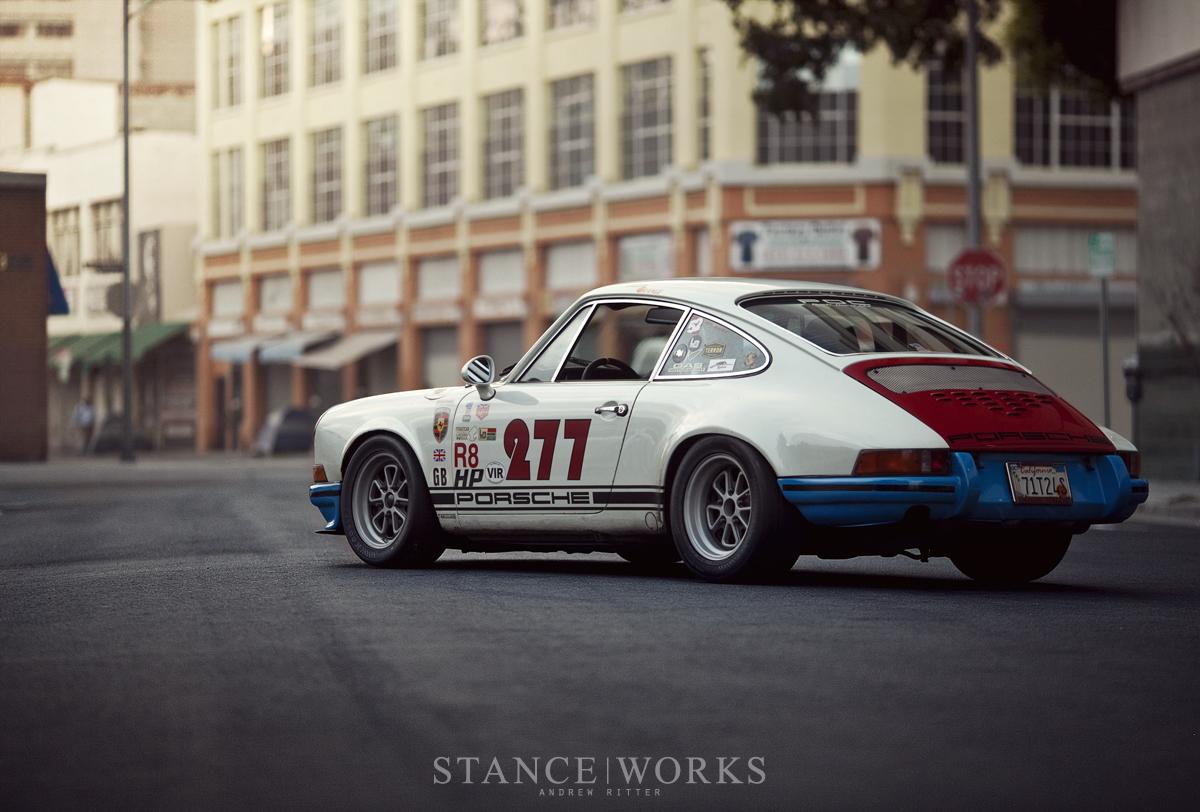 StanceWorks - Magnus Walker's 1971 Porsche 911