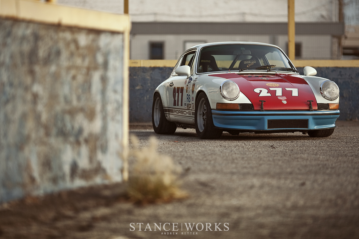 """Some Cars Go, and Others Stay"" – Magnus Walker's 1971 Porsche 911 ""277"""