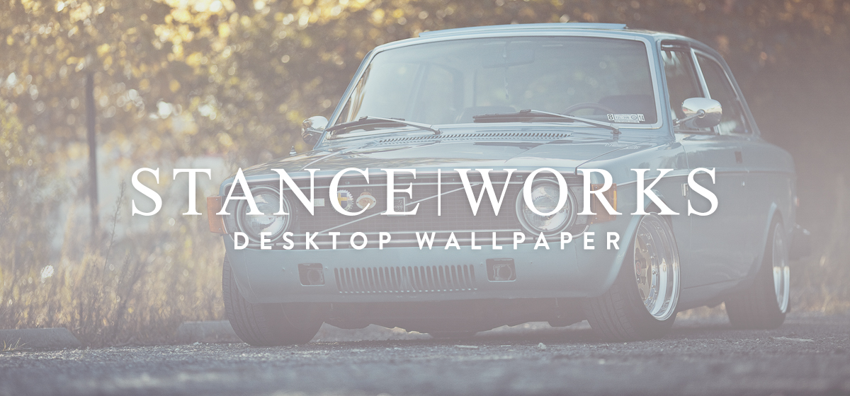 Returning to H2Oi - Greg's Volvo 142 Desktop Wallpaper