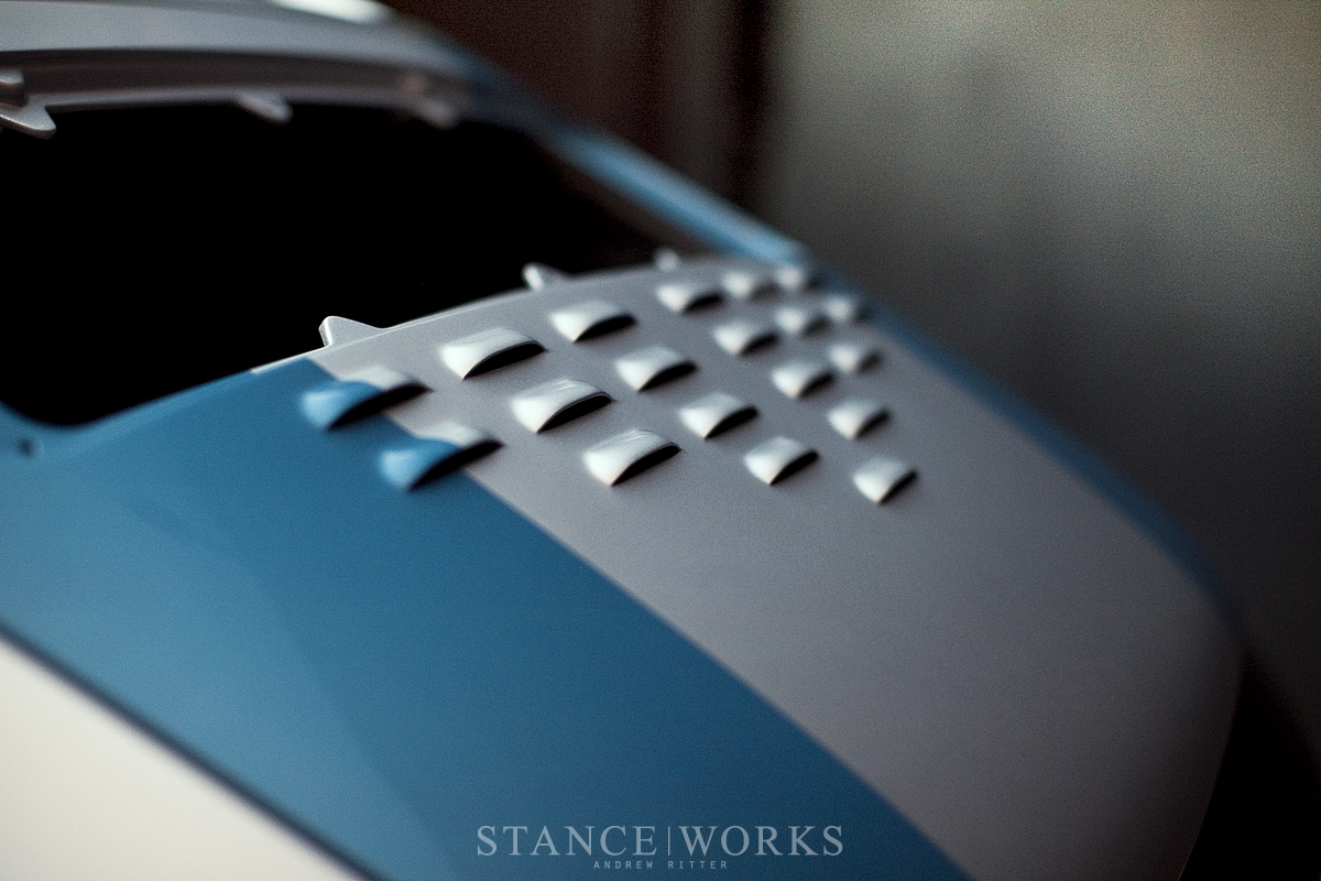 Magnus Walker 911 67S RT louvered decklid