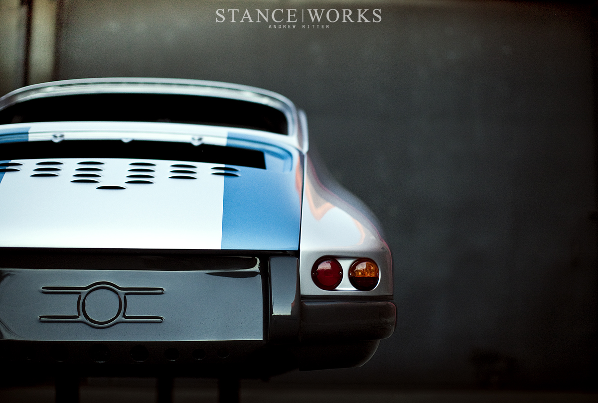 Magnus Walker 911 67S RT 911R Taillights