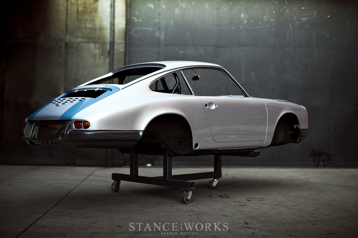 Magnus Walker 911 67S RT Rear