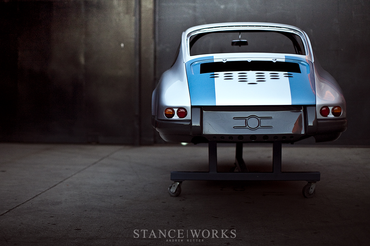 Magnus Walker 911 67S RT louvers