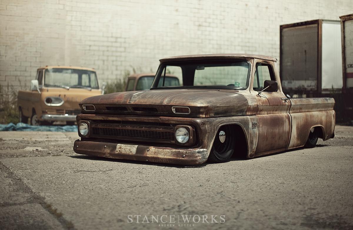 Visuals - Street Machinery's 1966 Chevy C10 Pickup ...