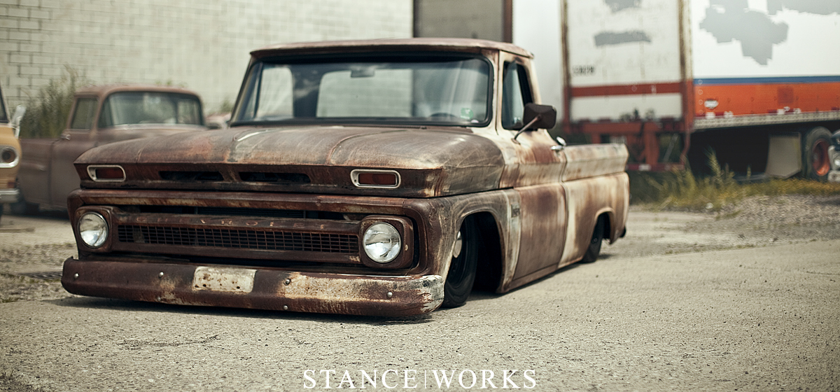 Visuals Street Machinery S 1966 Chevy C10 Pickup