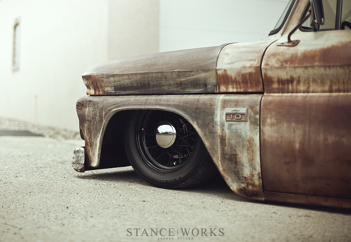 Visuals - Street Machinery's 1966 Chevy C10 Pickup ...