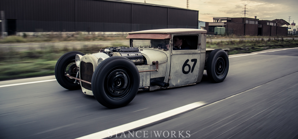 The StanceWorks Model A - Now in Belgium