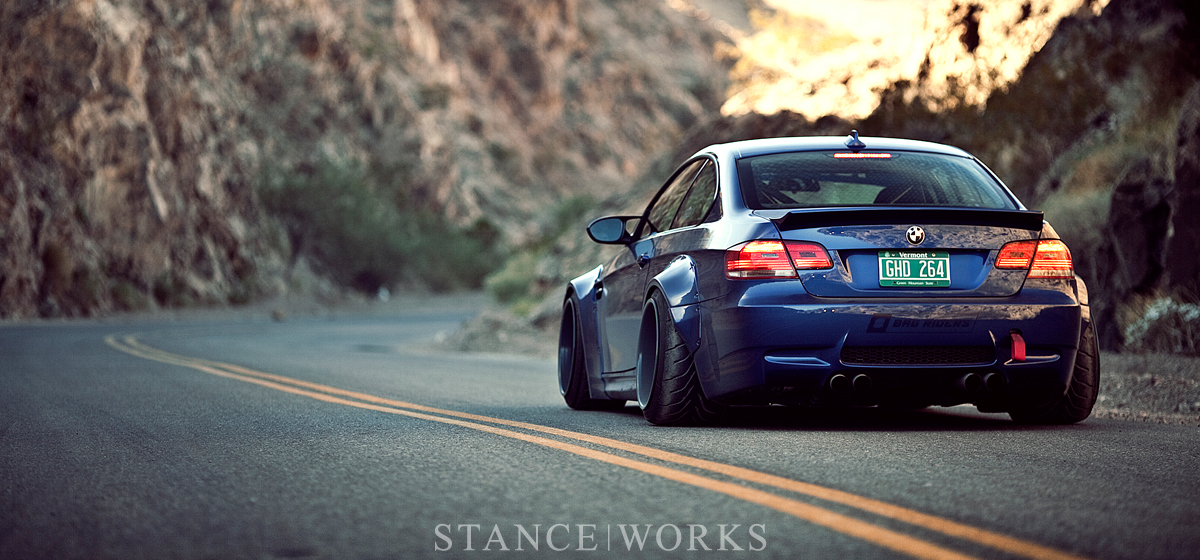 In Motion The Bag Riders Bmw E92 335i