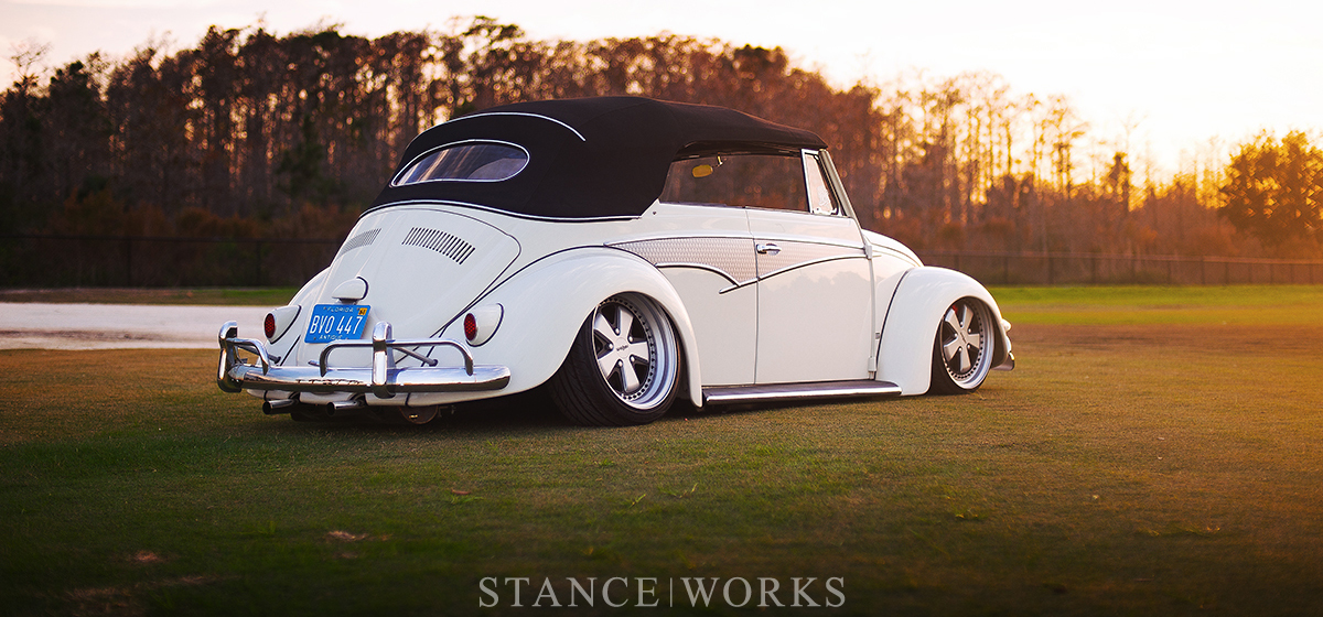 Fusing The Details - Mike Unland's 1959 Karmann Kabriolett