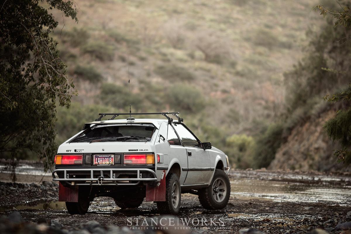 Jon Rood\'s Rally-Prepped RA64 Toyota Celica - StanceWorks