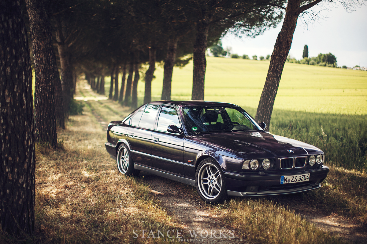 The Daily Grind Bmws On The Back Roads Of Italy