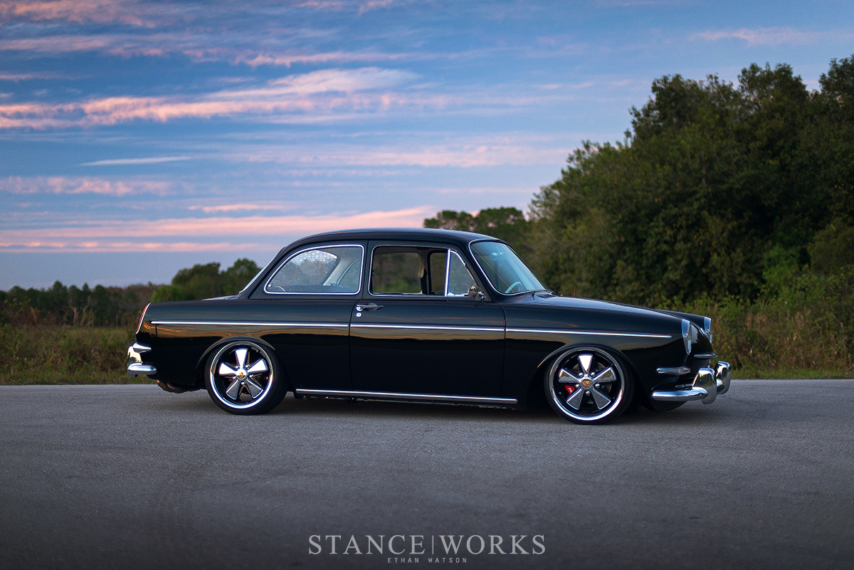Simply Captivated Mike Unland S 1966 Type 3 Notchback Stanceworks