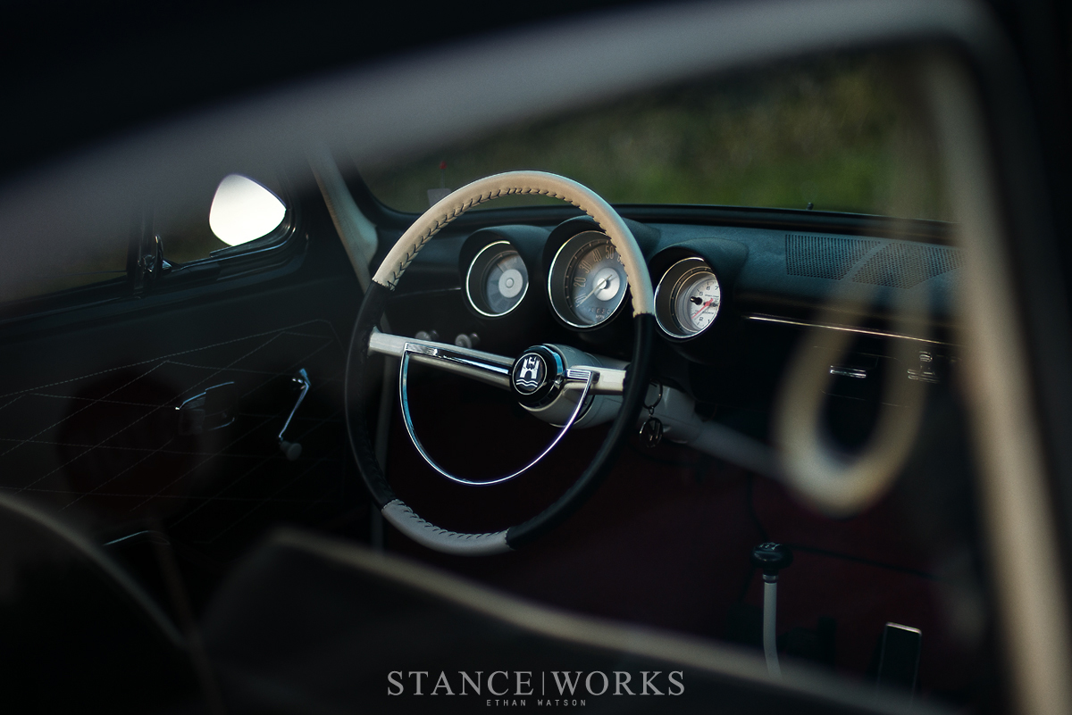 Simply Captivated: Mike Unland's 1966 Type 3 Notchback