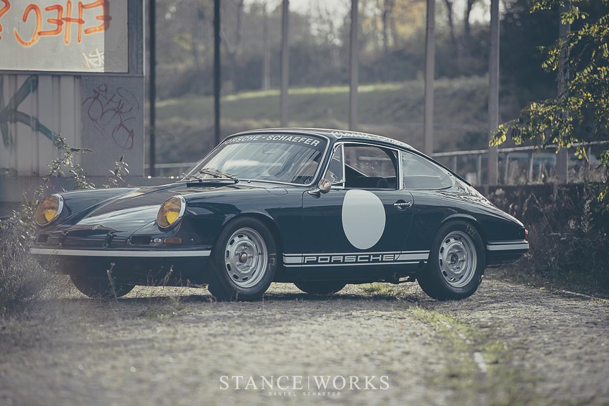 12 Is Greater than 11 - Daniel Schaefer\'s 1966 Porsche 912 Race Car