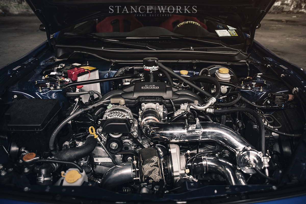 Slimming Down - Matt Miller's Turbocharged 2014 Subaru BRZ