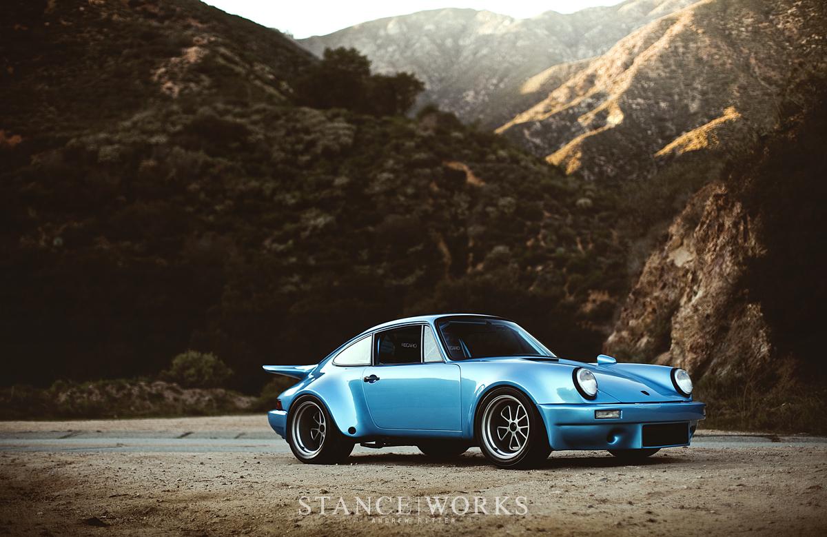 Stance Works - Bisimoto's 800whp Watercooled Porsche 930