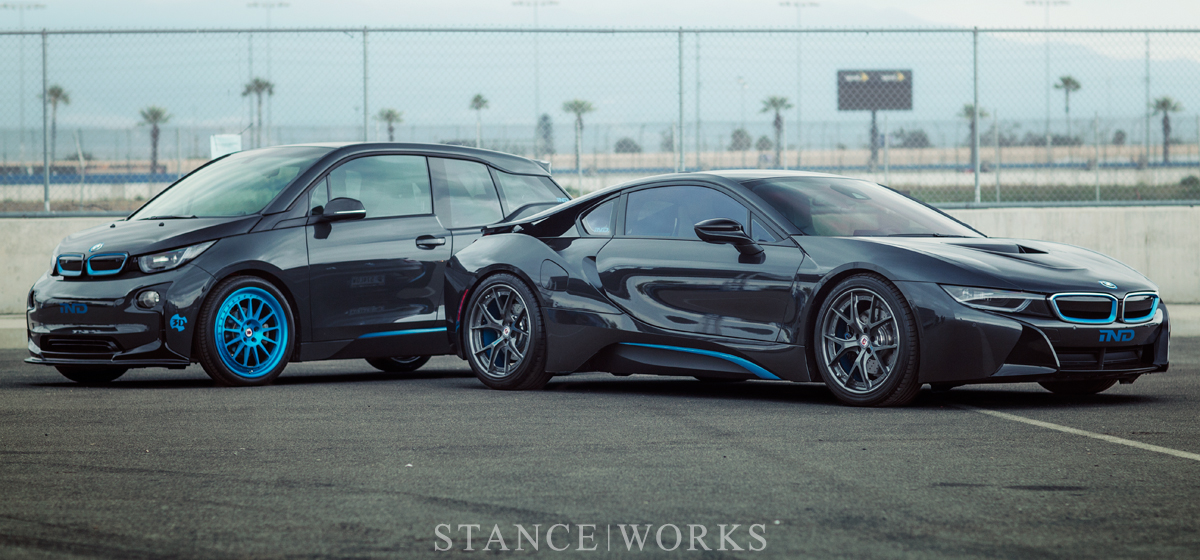 The Future Of Motoring U2013 INDu0027s Take On The BMW I8 And I3