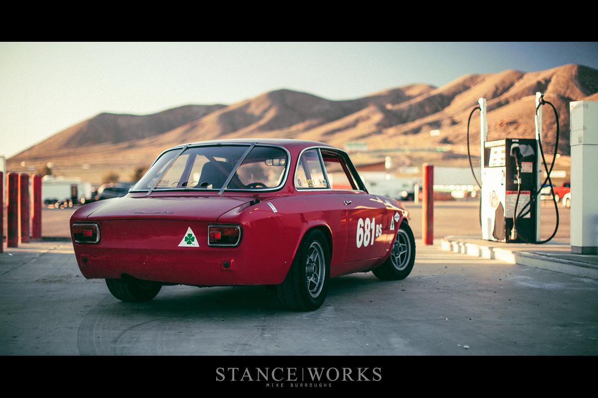 Italian Heritage Anthony And Fabrizio Rimicci S Alfa Romeo Track Duo