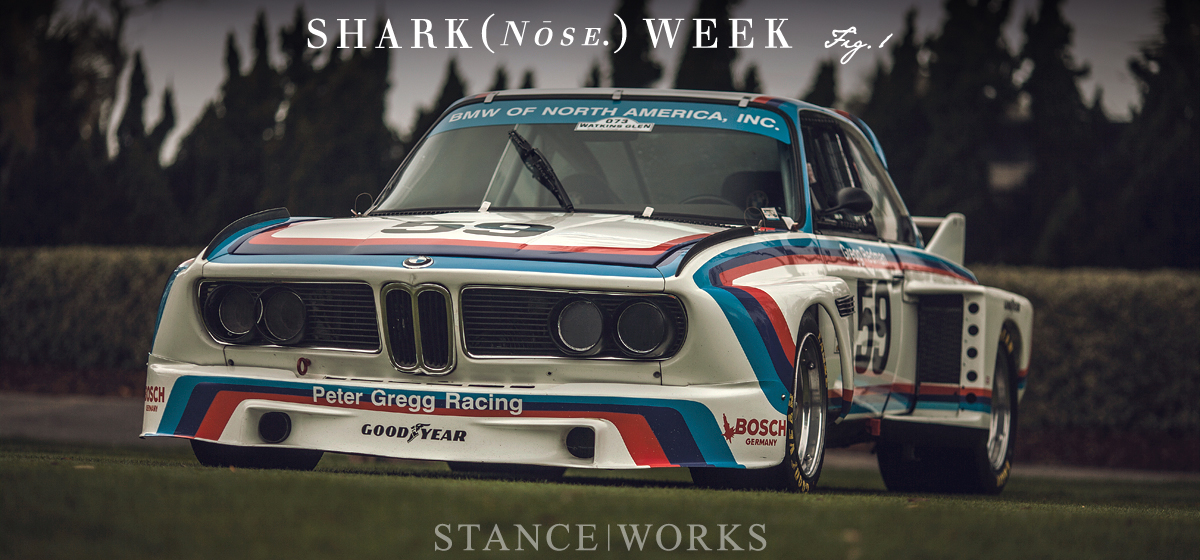 Shark(nose) Week Begins - The '76 24 Hours of Daytona Winning #59 E9 3.5 CSL