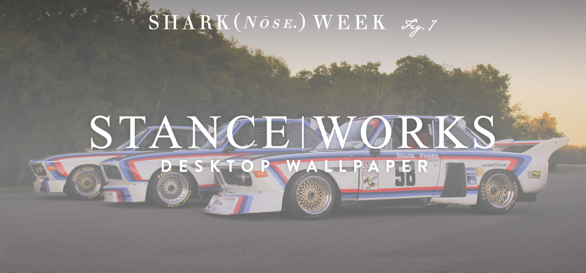 Shark(Nose) Week Continues - Figure 7 - Desktop Wallpaper