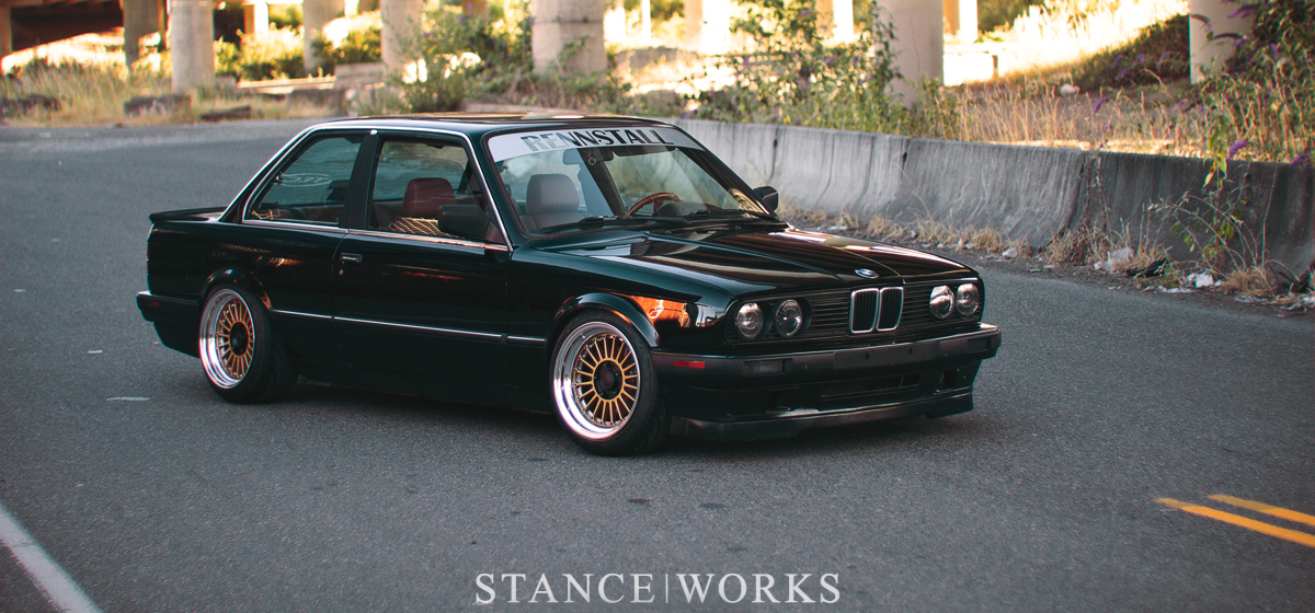 9 Years & Counting - Stephen Sayer's 1986 BMW E30 325e