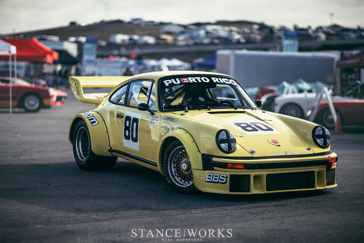 From Formula to Grand Touring – Bill Kincaid's 1976 Porsche 934